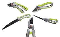 AirShoc Titanium Lawn & Garden Tools