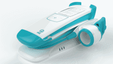 Contactless Thermometer and Wearable Device to Capture Five Vital Signs