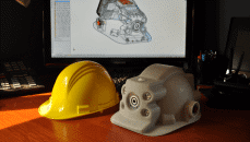 Connected Mining Safety Helmet