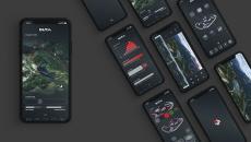 360-degree Camera Drone + App