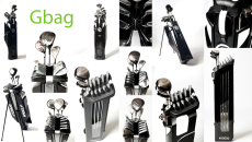 Gbag innovative golfbag for BAGOLF