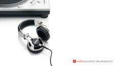 Shure SRH Headphone Line