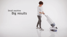 I-MOP, effortless cleaning.