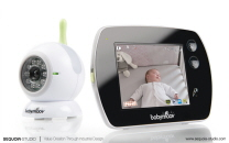 A BABYPHONE TOUCH SCREEN