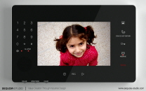 MODERNIZE THE IMAGE OF THE VIDEO DOOR