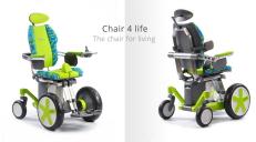 Modular children's wheelchair 'Chair 4 Life'