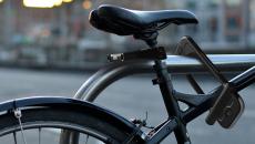 BrightLoc Bike Light & Lock Combo