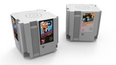 Retro Video Game Cartridge Salt & Pepper Shakers