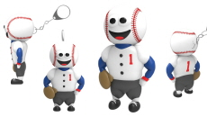 Critter Lights - Baseball Champ Concept Development