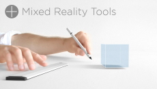 Mixed Reality Tools - Getting physical with augmented reality