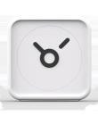 SLIMTIME minimalistic clock