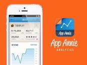 App Annie Analytics User Interface Design and Icon Design