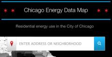 Chicago Energy Data Map