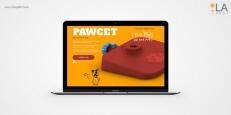 Pet Product Website