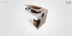Retail Packaging Design – U Speaker