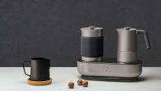 A Moka Coffee Maker Balances the Taste and Intuitive Experience