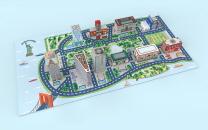 City 3D Map