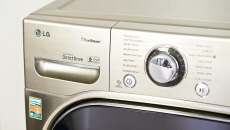 LG Electronics - Ultra Capacity High Efficiency Steam Washer / Drier