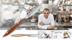 Daniel Humm - Victorinox Limited Edition Knives