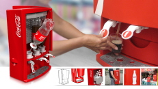 Coca-Cola Splash Bar