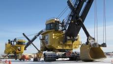 Caterpillar 7495 Electric Mining Shovel