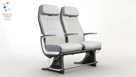 Jazz Economy Class Airline Seat Core77